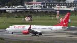 パンダさんが、成田国際空港で撮影したイースター航空 737-8KNの航空フォト(飛行機 写真・画像)