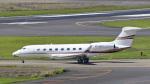 パンダさんが、成田国際空港で撮影したTAG エイビエーション・アジア G650 (G-VI)の航空フォト(飛行機 写真・画像)