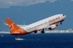 yabyanさんが、中部国際空港で撮影したチェジュ航空 737-8Q8の航空フォト(飛行機 写真・画像)