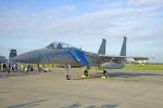 ちゃぽんさんが、横田基地で撮影したアメリカ空軍 F-15C-38-MC Eagleの航空フォト(飛行機 写真・画像)