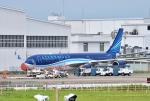mojioさんが、成田国際空港で撮影したアゼルバイジャン航空 A340-542の航空フォト(飛行機 写真・画像)