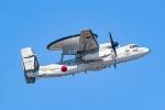 KAMIYA JASDFさんが、三沢飛行場で撮影した航空自衛隊 E-2C Hawkeyeの航空フォト(写真)