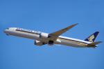 ちゃぽんさんが、成田国際空港で撮影したシンガポール航空 787-10の航空フォト(飛行機 写真・画像)