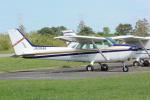 banshee02さんが、大利根飛行場で撮影した日本モーターグライダークラブ 172P Skyhawk IIの航空フォト(飛行機 写真・画像)