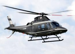voyagerさんが、東京ヘリポートで撮影した警視庁 A109S Trekkerの航空フォト(写真)