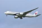 mojioさんが、成田国際空港で撮影したマレーシア航空 A350-941の航空フォト(飛行機 写真・画像)