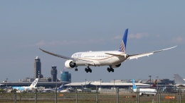 raichanさんが、成田国際空港で撮影したユナイテッド航空 787-10の航空フォト(飛行機 写真・画像)
