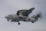 bakさんが、岐阜基地で撮影した航空自衛隊 E-2C Hawkeyeの航空フォト(写真)