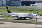 DVDさんが、羽田空港で撮影したルフトハンザドイツ航空 A350-941XWBの航空フォト(写真)
