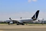 トラッキーさんが、高雄国際空港で撮影したコムルックス・アルバ A330-243の航空フォト(写真)