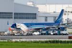 ぎんじろーさんが、成田国際空港で撮影したアゼルバイジャン航空 A340-542の航空フォト(写真)