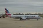 SIさんが、オヘア国際空港で撮影したアメリカン航空 737-823の航空フォト(写真)