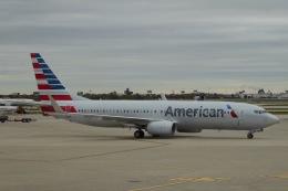 SIさんが、オヘア国際空港で撮影したアメリカン航空 737-823の航空フォト(飛行機 写真・画像)
