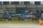 神宮寺ももさんが、ホンダエアポートで撮影した神奈川県警察 AS365N3 Dauphin 2の航空フォト(写真)