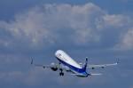 mild lifeさんが、伊丹空港で撮影した全日空 A321-272Nの航空フォト(写真)