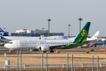 panchiさんが、成田国際空港で撮影した春秋航空日本 737-81Dの航空フォト(写真)