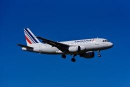 航空フォト:F-GRHS エールフランス航空 A319