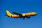 Frankspotterさんが、ロンドン・ヒースロー空港で撮影したEAT ライプツィヒ A300B4-622R(F)の航空フォト(飛行機 写真・画像)