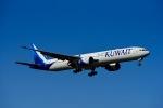 Frankspotterさんが、ロンドン・ヒースロー空港で撮影したクウェート航空 777-369/ERの航空フォト(写真)