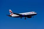 Frankspotterさんが、ロンドン・ヒースロー空港で撮影したブリティッシュ・エアウェイズ A320-232の航空フォト(飛行機 写真・画像)