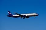 Frankspotterさんが、ロンドン・ヒースロー空港で撮影したアエロフロート・ロシア航空 A321-211の航空フォト(飛行機 写真・画像)