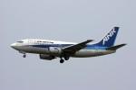 Gambardierさんが、福岡空港で撮影したエアーニッポンネットワーク 737-5Y0の航空フォト(写真)