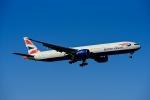 Frankspotterさんが、ロンドン・ヒースロー空港で撮影したブリティッシュ・エアウェイズ 777-336/ERの航空フォト(飛行機 写真・画像)