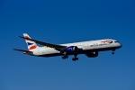 Frankspotterさんが、ロンドン・ヒースロー空港で撮影したブリティッシュ・エアウェイズ 787-9の航空フォト(飛行機 写真・画像)