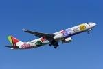 Frankspotterさんが、リスボン・ウンベルト・デルガード空港で撮影したTAPポルトガル航空 A330-343Eの航空フォト(飛行機 写真・画像)