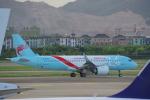 JA8037さんが、杭州蕭山国際空港で撮影した浙江長龍航空 A320-251Nの航空フォト(写真)