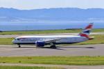 T.Sazenさんが、関西国際空港で撮影したブリティッシュ・エアウェイズ 787-8 Dreamlinerの航空フォト(飛行機 写真・画像)