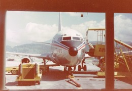 JA8037さんが、台北松山空港で撮影したチャイナエアライン 737-281の航空フォト(飛行機 写真・画像)