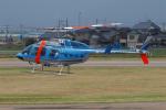 ITM58さんが、福井空港で撮影した福井県警察 206L-3 LongRanger IIIの航空フォト(写真)