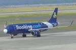 とりてつさんが、中部国際空港で撮影した春秋航空 A320-214の航空フォト(飛行機 写真・画像)