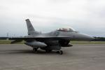 banshee02さんが、横田基地で撮影したアメリカ空軍 F-16CM-50-CF Fighting Falconの航空フォト(写真)