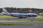 TAKA-Kさんが、成田国際空港で撮影したカーゴロジックエア 747-428F/ER/SCDの航空フォト(写真)