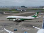 カップメーンさんが、羽田空港で撮影したエバー航空 A330-302の航空フォト(写真)