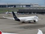 カップメーンさんが、羽田空港で撮影したルフトハンザドイツ航空 A350-941XWBの航空フォト(写真)