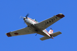 syo12さんが、函館空港で撮影した航空大学校 A36 Bonanza 36の航空フォト(飛行機 写真・画像)