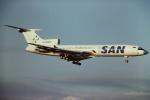tassさんが、成田国際空港で撮影したSAN Tu-154Mの航空フォト(飛行機 写真・画像)