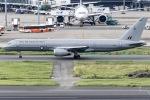 I.K.さんが、羽田空港で撮影したニュージーランド空軍 757-2K2の航空フォト(写真)