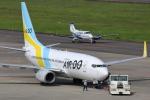トリトンブルーSHIROさんが、仙台空港で撮影したAIR DO 737-781の航空フォト(写真)