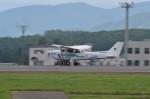 はれ747さんが、旭川空港で撮影した海上保安庁 172S Turbo Skyhawk JT-Aの航空フォト(写真)