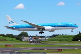 H.Oさんが、成田国際空港で撮影したKLMオランダ航空 787-9の航空フォト(飛行機 写真・画像)