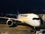 dada2528さんが、羽田空港で撮影した日本航空 A350-941XWBの航空フォト(飛行機 写真・画像)