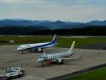 ナナオさんが、石見空港で撮影したフジドリームエアラインズ ERJ-170-200 (ERJ-175STD)の航空フォト(写真)