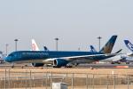 panchiさんが、成田国際空港で撮影したベトナム航空 A350-941XWBの航空フォト(飛行機 写真・画像)