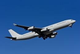 Frankspotterさんが、リスボン・ウンベルト・デルガード空港で撮影したハイ・フライ・マルタ A340-313Xの航空フォト(飛行機 写真・画像)