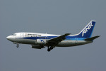 Gambardierさんが、福岡空港で撮影したエアーニッポン 737-5Y0の航空フォト(写真)