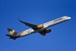 Frankspotterさんが、フランクフルト国際空港で撮影したコンドル 757-330の航空フォト(写真)
